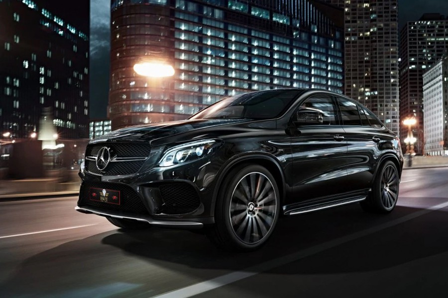 Mercedes Benz GLC Coupé