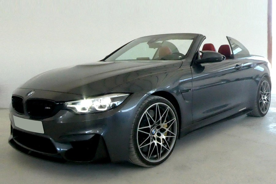 BMW M4 Cabrio CS Performance