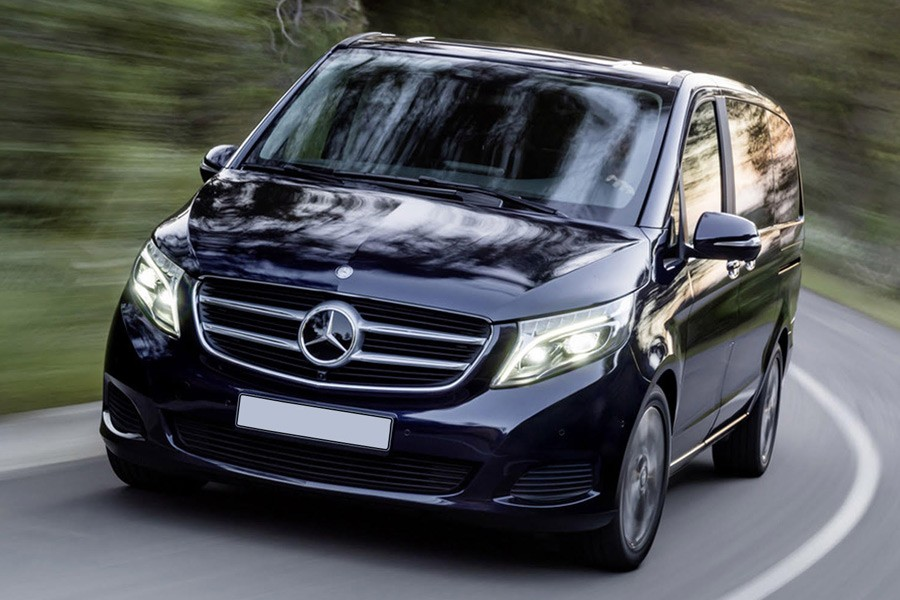 Mercedes Benz V 250 D PACK AMG