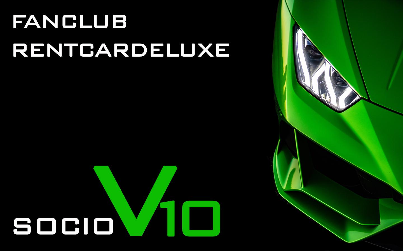 Socio V10 RentCarDeluxe